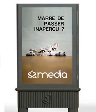 campagne publicitaire, affichage publicitaire lorraine