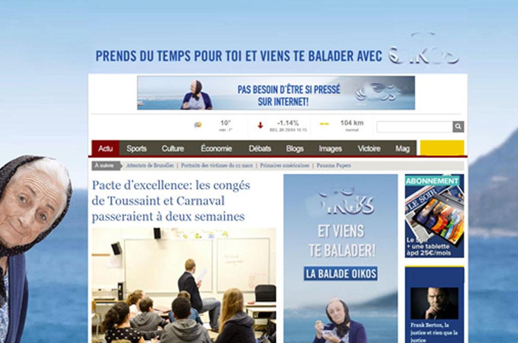 publicité sur internet, campagne publicitaire, s2 média