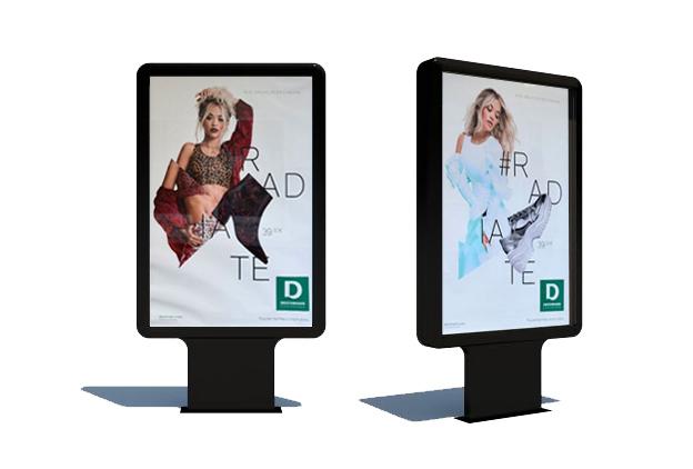campagne publicitaire, panneaux publicitaire