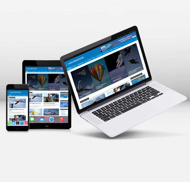 creation de site web, creation de site internet